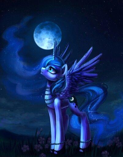 Красиво | Принцесса луна, Мультфильмы, Пони