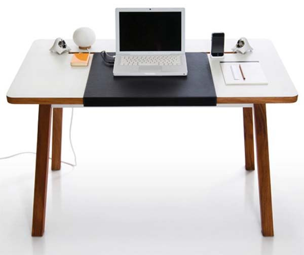 42 Gorgeous Desk Designs for any Office - http://freshome.com/2010 ...