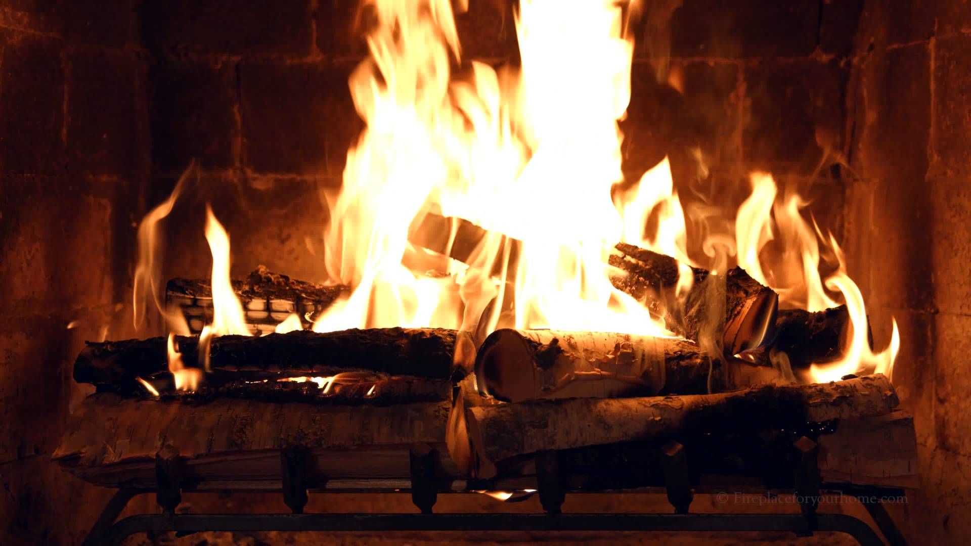 #1 Best 4K Fireplace on Youtube OFFICIAL - Yule Log - Fireplace for your...