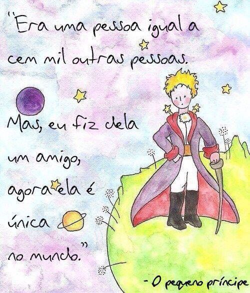 Amizade Frases Frases The Little Prince E Quotes