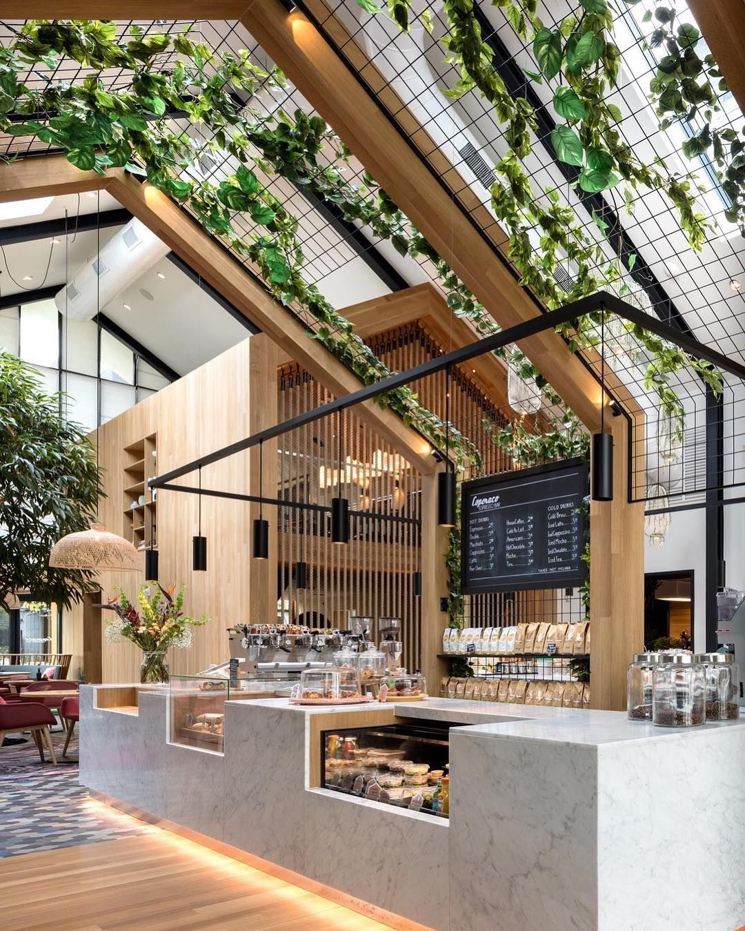 Boutique coffee roaster Coperaco's first cafe holds a