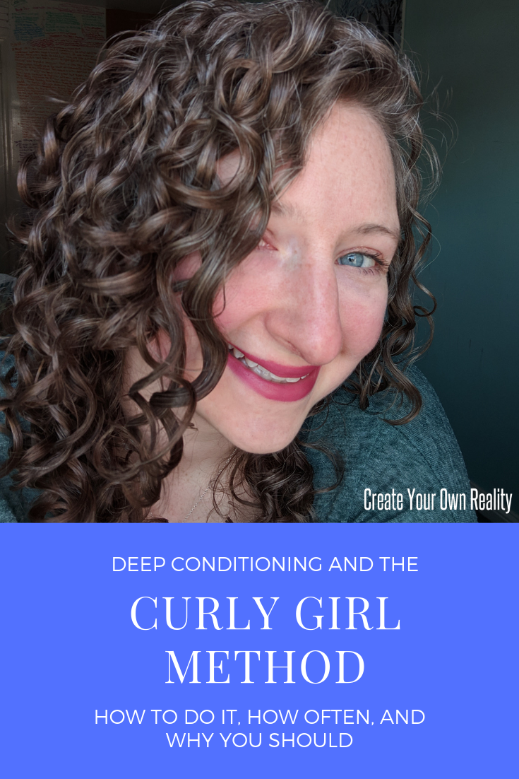 Deep Conditioning And The Curly Girl Method Curly Girl Curly Girl Method Curly Hair Styles