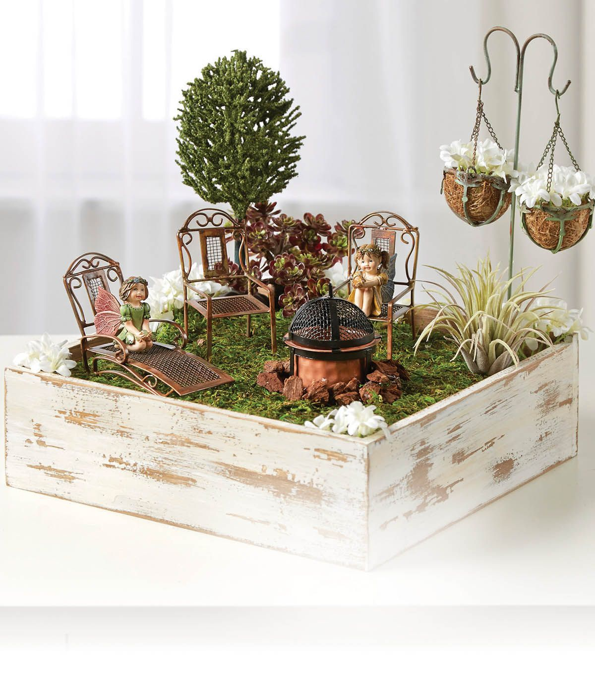 Wonderful Outdoor Gardening Ideas And Inspiration With: Fairy Garden Inspiration