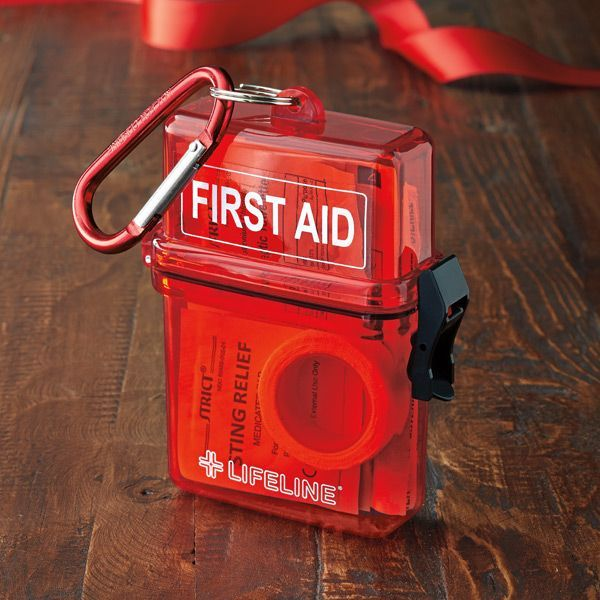 Be Prepared For Minor Injuries With Our Weatherproof First Aid Kit Diy First Aid Kit Camping First Aid Kit First Aid