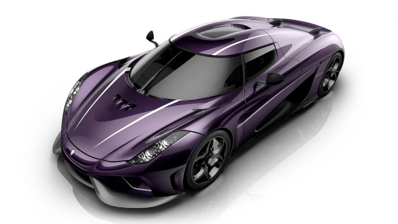 This Is The Coolest Koenigsegg Regera You Ll See Today