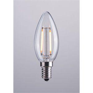 Zuo 2 Watt Led Light Bulb Clear Light Bulbs Light Bulb Led