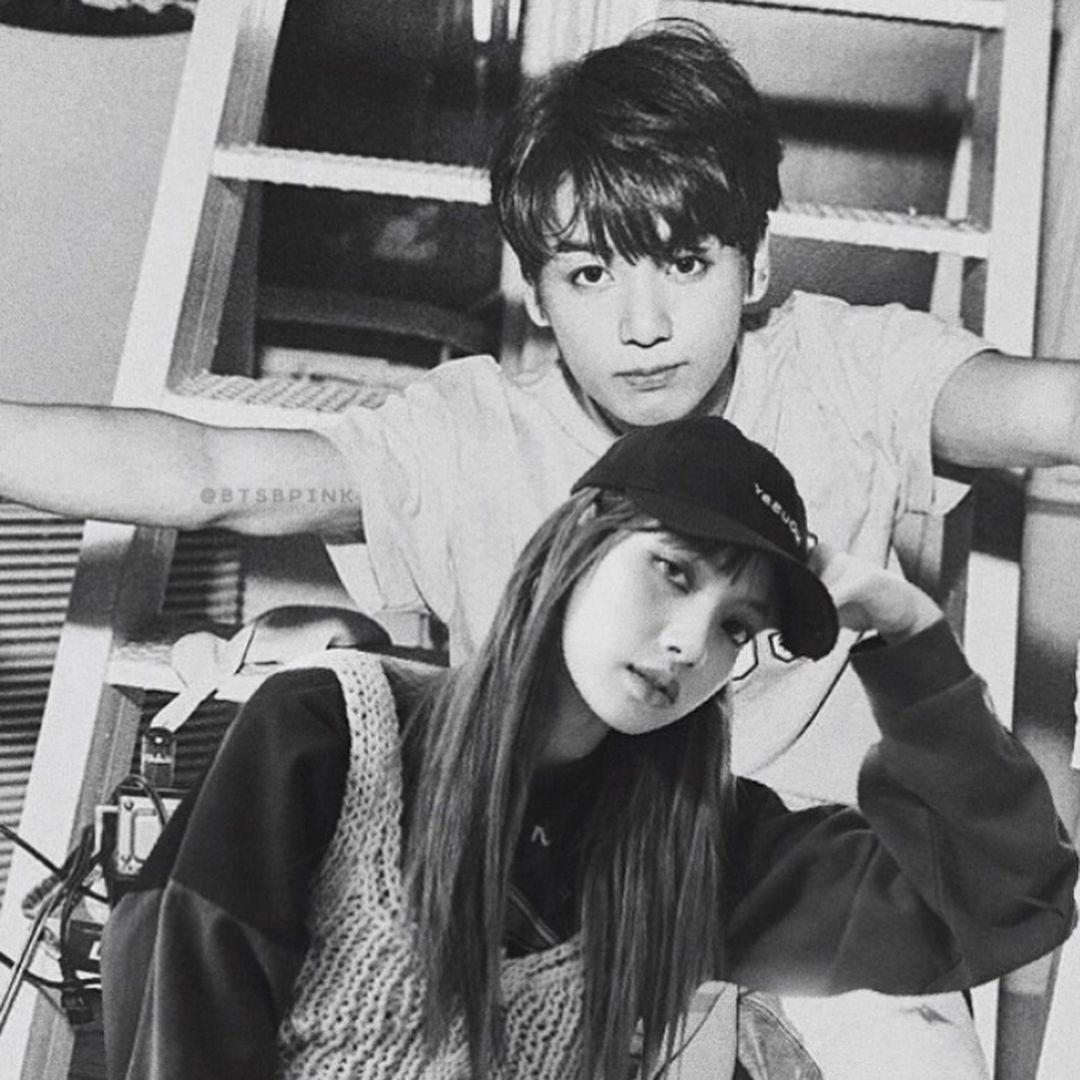 Download Lagu Solo Black Pink: Lisa Manoban And Jeon Jungkook