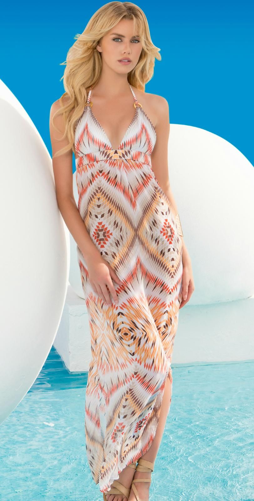 10  images about Summer Beach Dresses on Pinterest - Maxi dresses ...