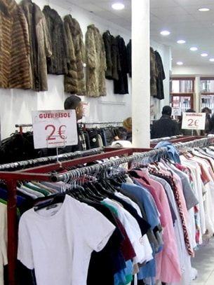 Boutique Guerrisol à Paris