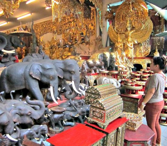 Chatuchak Market Is The Place If You Are A Tourist Looking For Thai