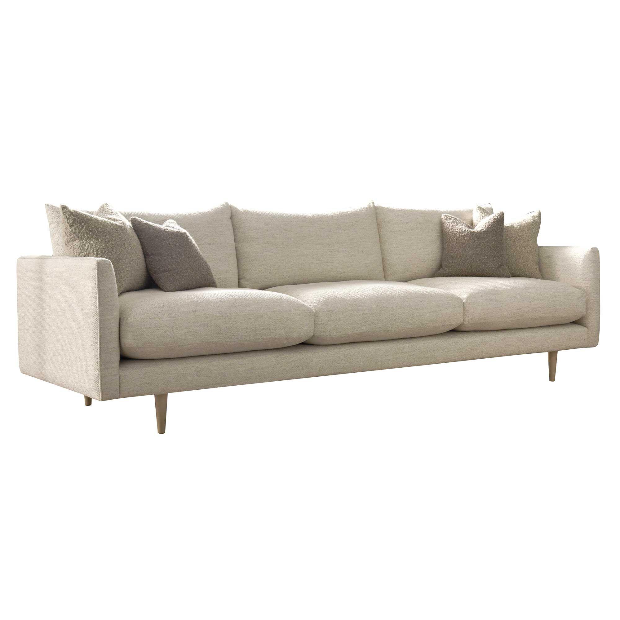 Levico Extra Large Sofa, Fabric | Sofas - Barker ...