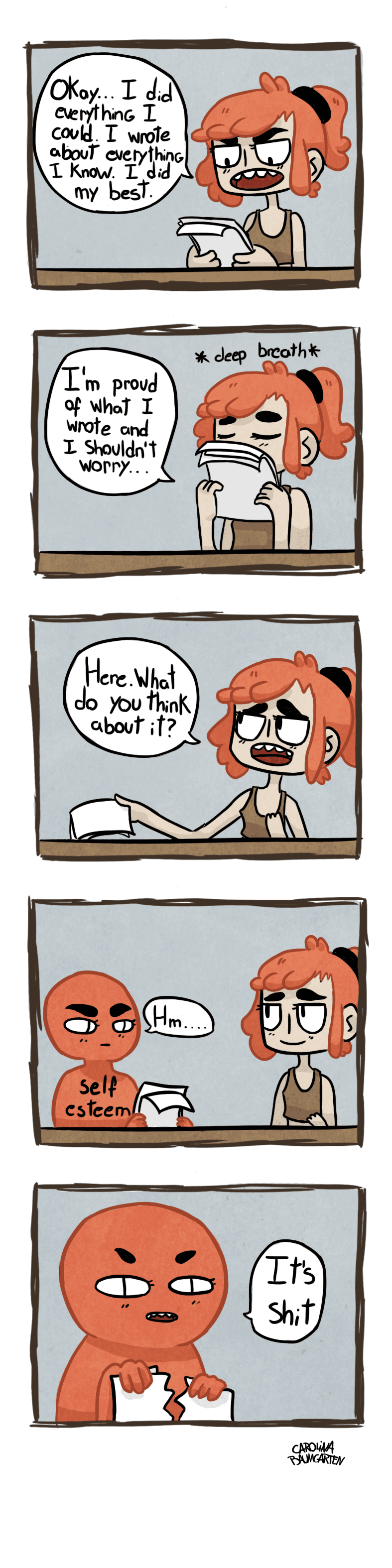 Coffee Shit Tapastic Comics Comics, Funny comics, Funny