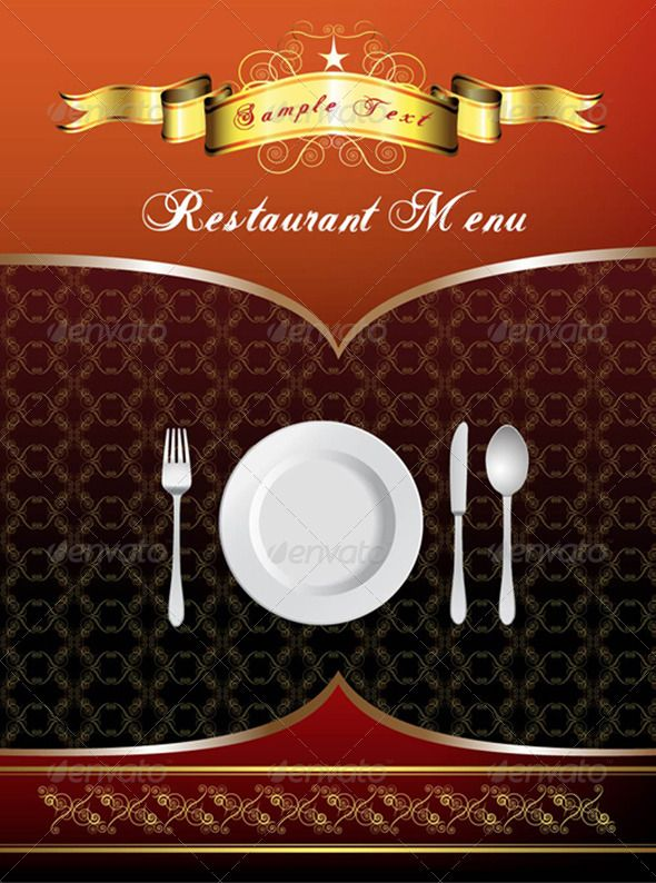 VECTOR DOWNLOAD ai psd httpsvectorsworkarticleitmid – Sample Menu Card