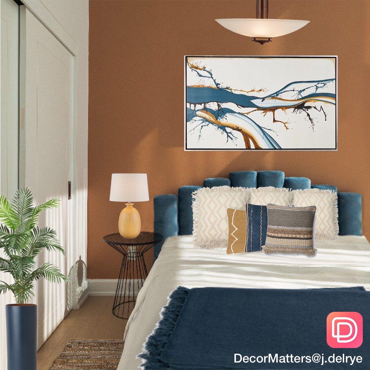 Brown Wall Bedroom Tips Interior Design Apps Interior Design Brown Walls Bedroom design apps free