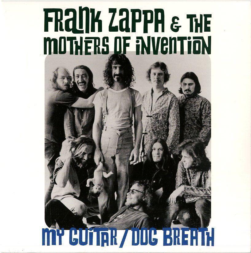 Http Www Ebay It Itm Zappa Frank My Guitar Dog Breath 7