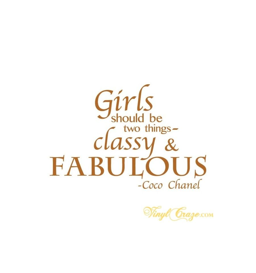 Fabulous Quotes Classy And Fabulous Quote  Classy & Fabulous  Pinterest  Fabulous .