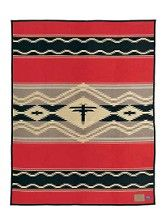 Water Blanket Pendleton Blankets for Native People's Scholarship funds