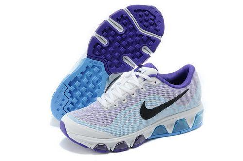 detailing 1bb74 19f24 ... Blue Purple Womens Nike Air Max Tailwind 6 White Purple Hong Kong ...