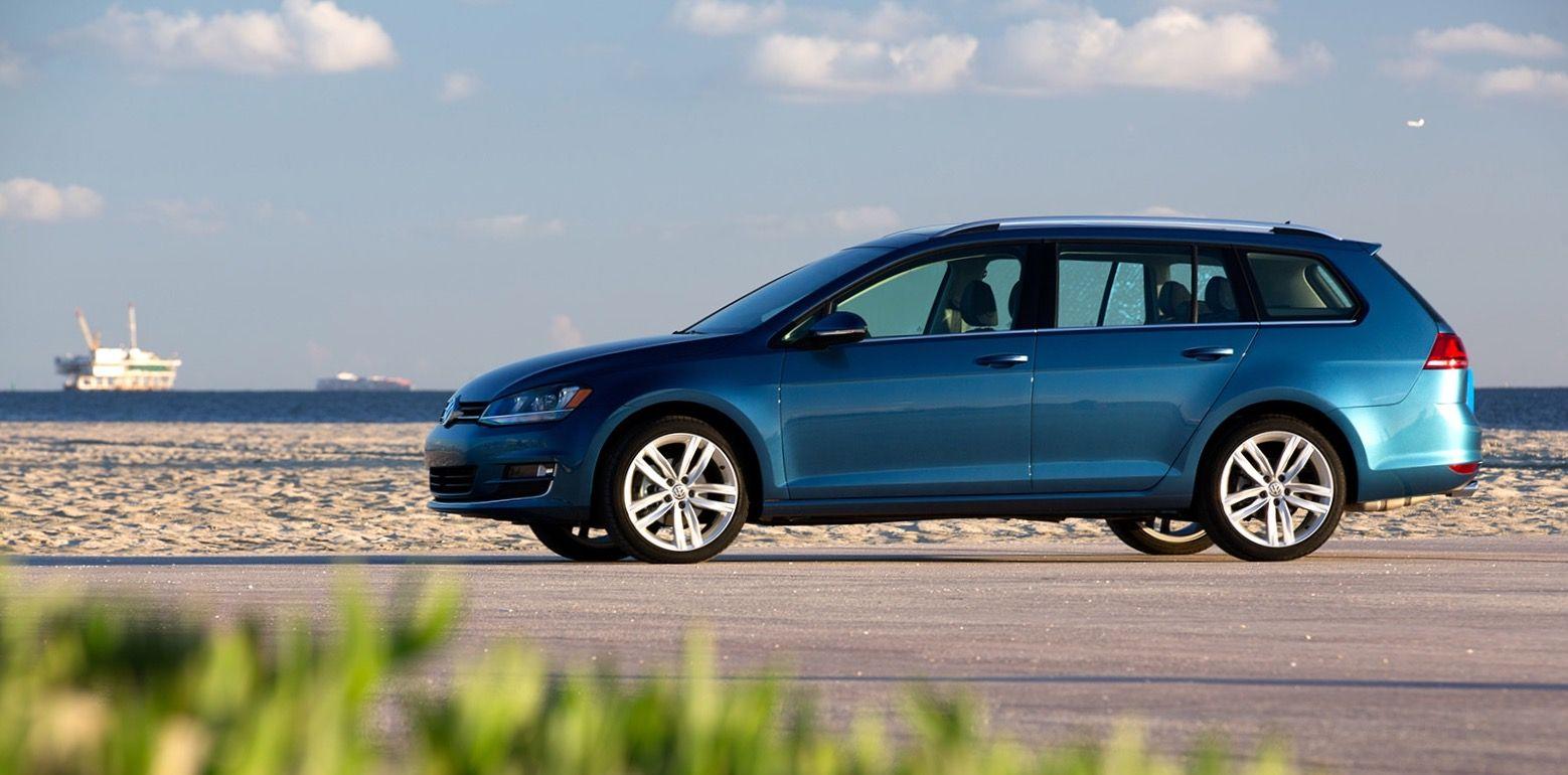 VW MK7 SportWagen Volkswagen, Volkswagen golf, Station wagon