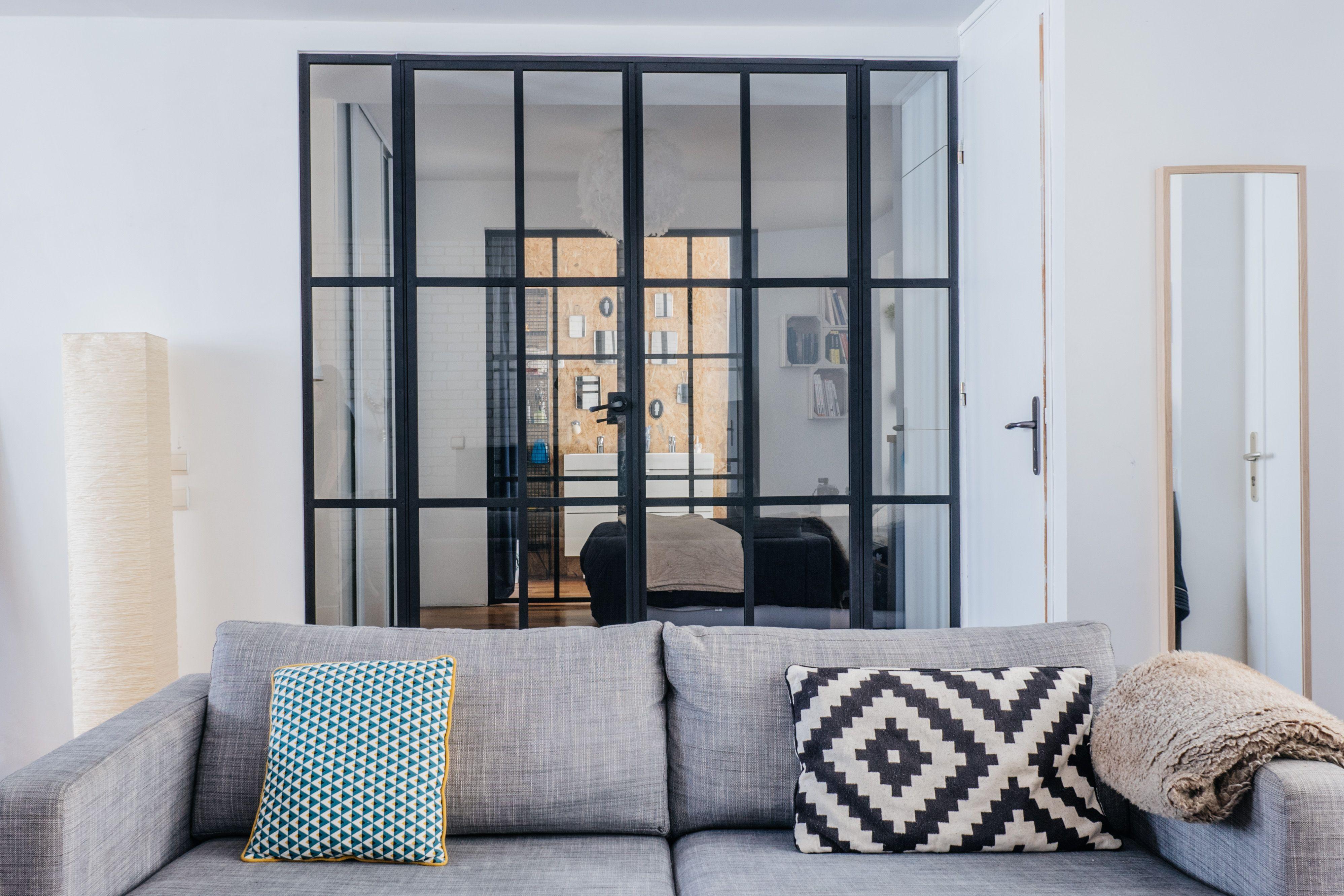 Fanny Et Simon R Novation Dun Appartement De 57M2 Paris