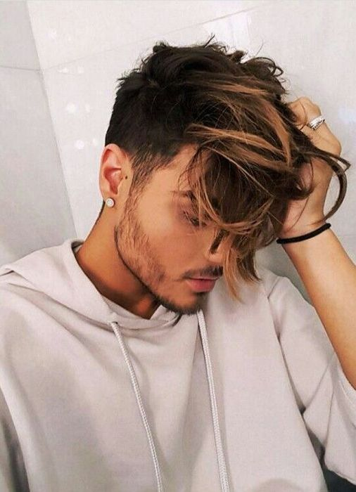 Top 11 Hottest Mens Hairstyles 2017 2018 Fall Trends