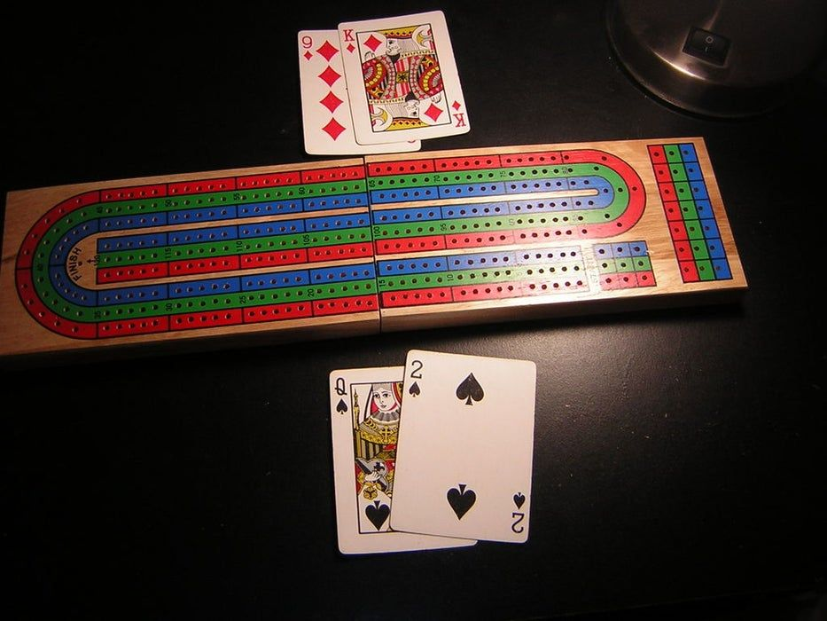 Beginner's Guide to Cribbage Fun card games, Card games