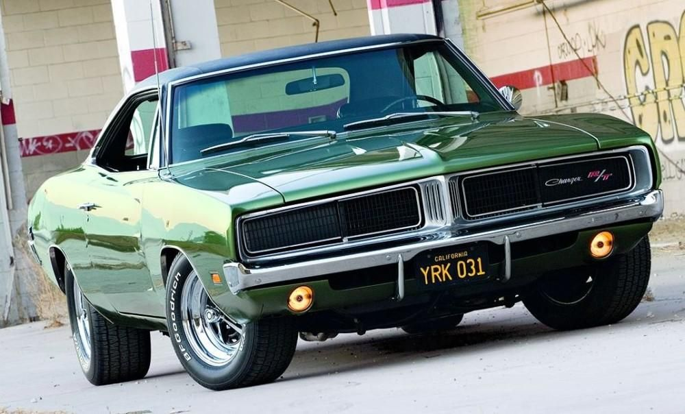 1969 Dodge Charger The material which I can produce is suitable for different…