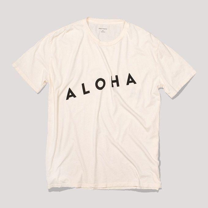 Aloha / Hola