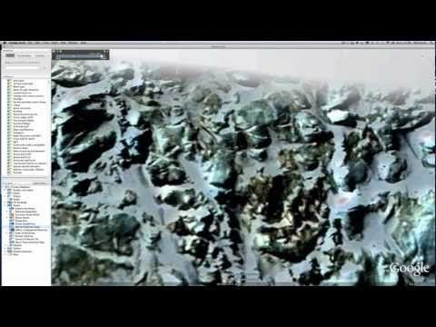 Civilization Found melting out of ice in Antarctica!? - YouTube