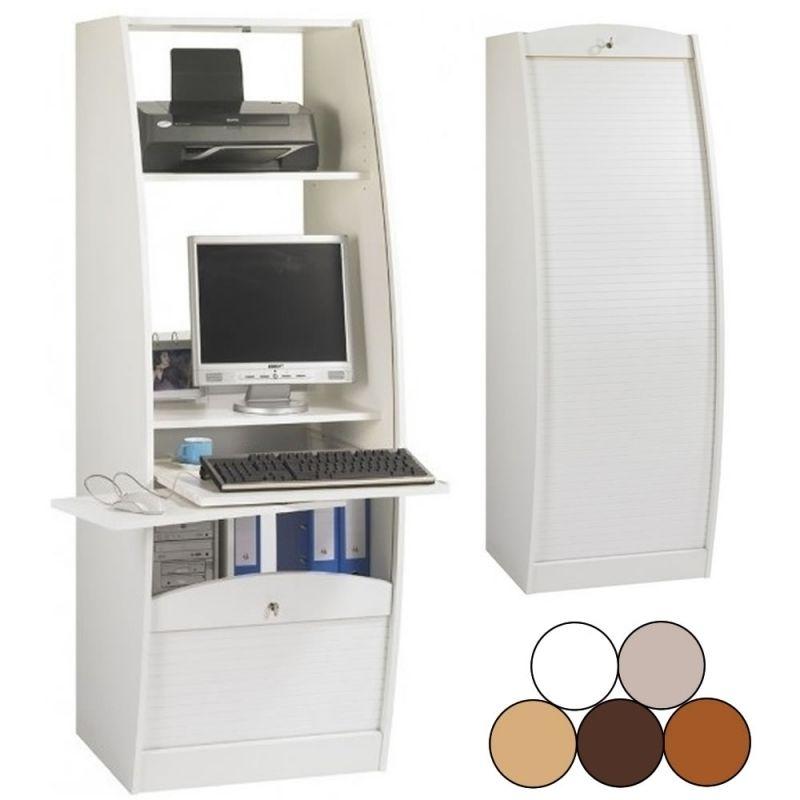 Bureau adultes decome store dans haut awesome et aussi interesting meuble secretaire pour - Meuble pour ordinateur ...