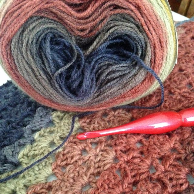 Beautiful Centaur Mandala Yarn By Lion Brand Review At My Blog Www