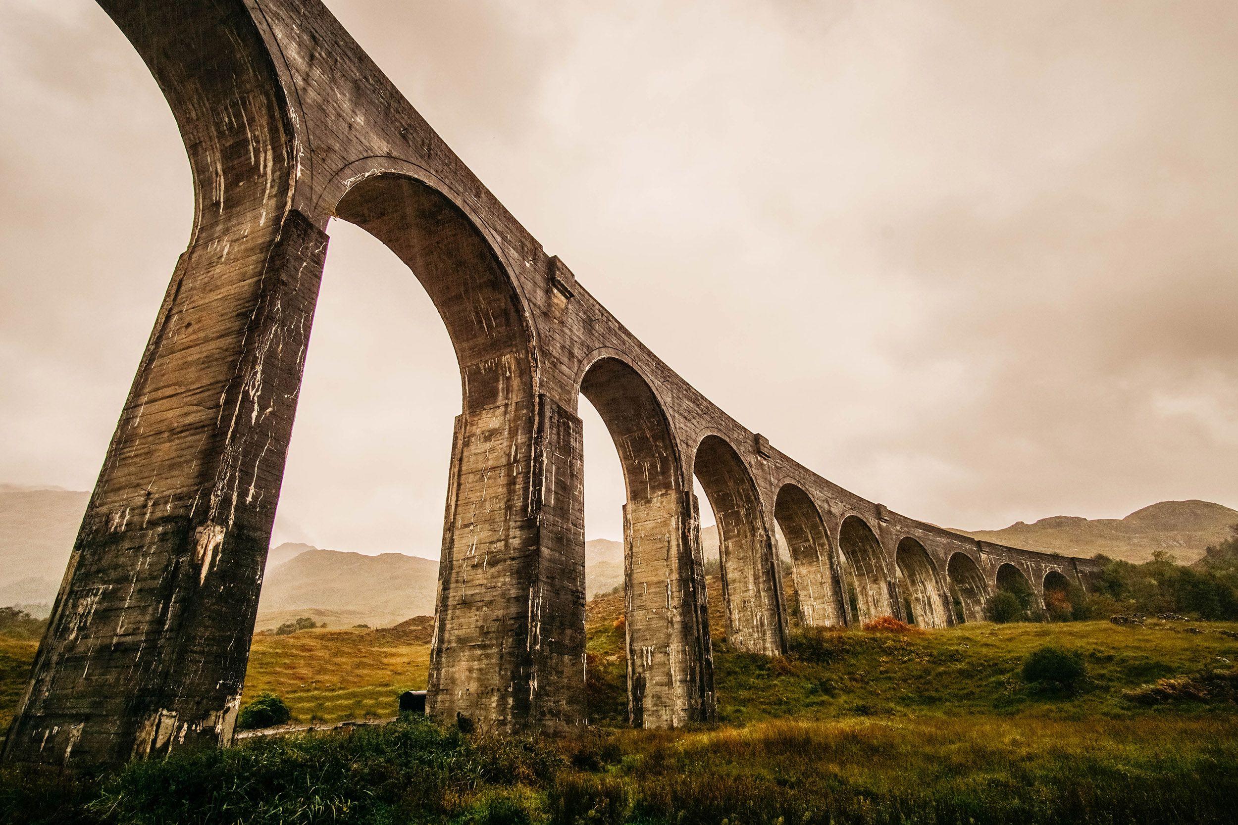 Mit Dem Auto Durch Schottland Isle Of Skye Glencoe Fort Williams Die Harry Potter Brucke Portree My Mirror World Schottland Isle Of Skye Autos