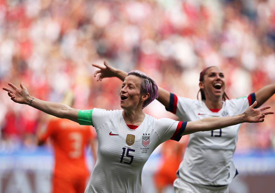 Women S World Cup Final 2019 Recap Usa S Megan Rapinoe Rose Lavelle Lead Uswnt Over Netherlands In 2020 Women S Soccer Team Womens Soccer Usa Soccer Women