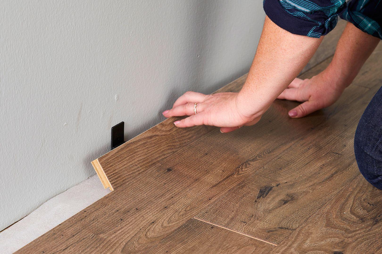 Glueless Laminate Flooring, Premier Laminate Flooring Reviews