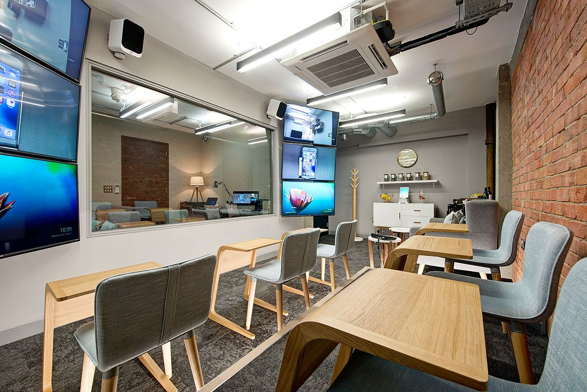 a quick look inside spotless interactive s new london office