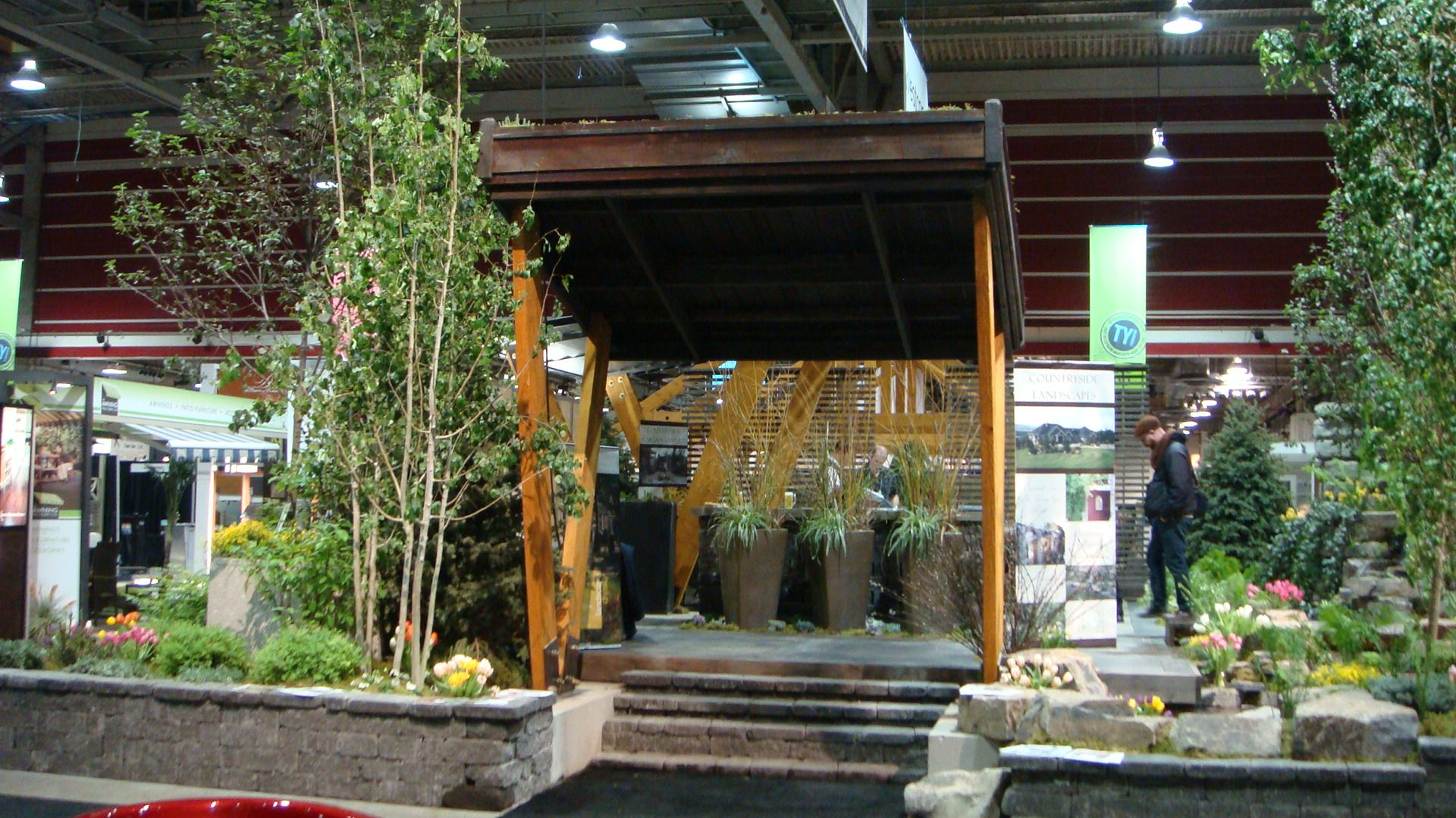 """2010 Calgary Home + Garden Show """"Best Of Show"""" is won by"""