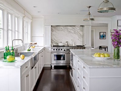 Willow Decor Kitchen Trend No Upper Cabinets Kitchen Trends Kitchens Without Upper Cabinets Kitchen Inspirations