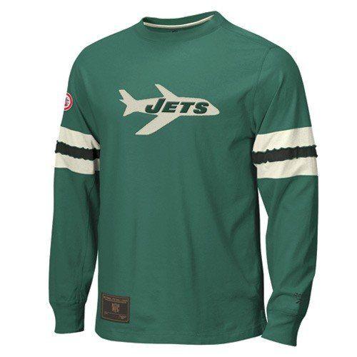 jets throwback shirt