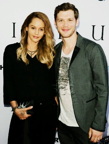 Joseph Morgan And Persia White The Originals Joseph Morgan