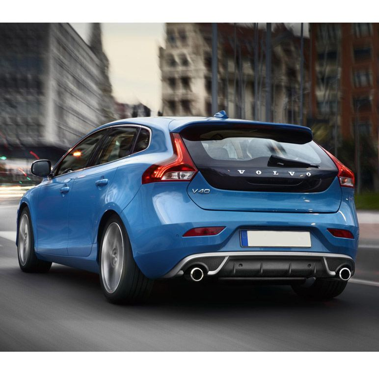 Volvo Lease Rates: Volvo V40 Hatchback T3 R Design Lease Deals