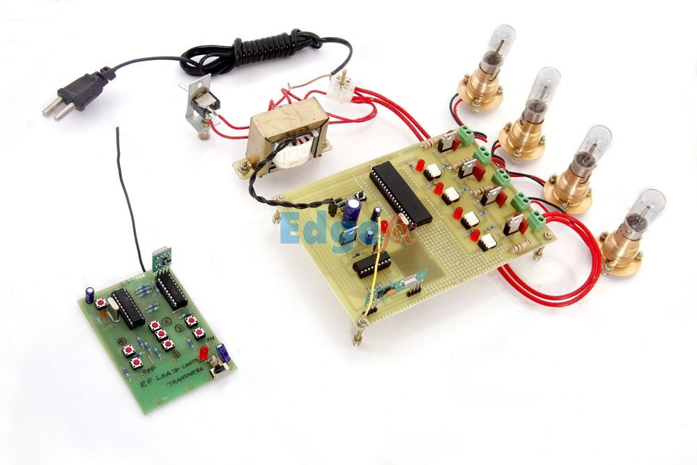 RF Based Home Automation System - The main objective of this project ...