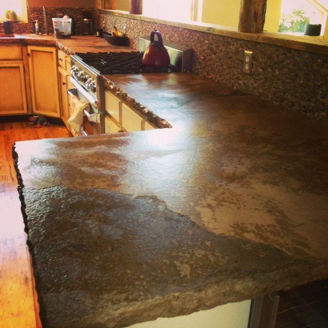 Delicieux Concrete Countertops | Utah Concrete Countertops U0026 Counters | Decorative  Concrete Products