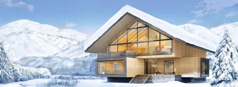 Architecture and Interior -Triple-A Apartments - Ihre Schweizer Vorsorgewohnung in Andermatt, Schweiz