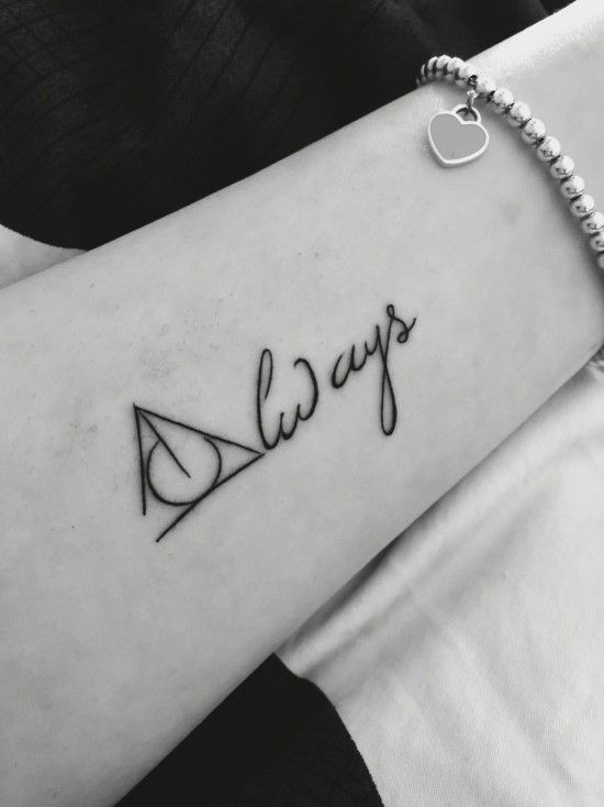 21+ Incredible & Cool Harry Potter Tattoos - Media Democracy