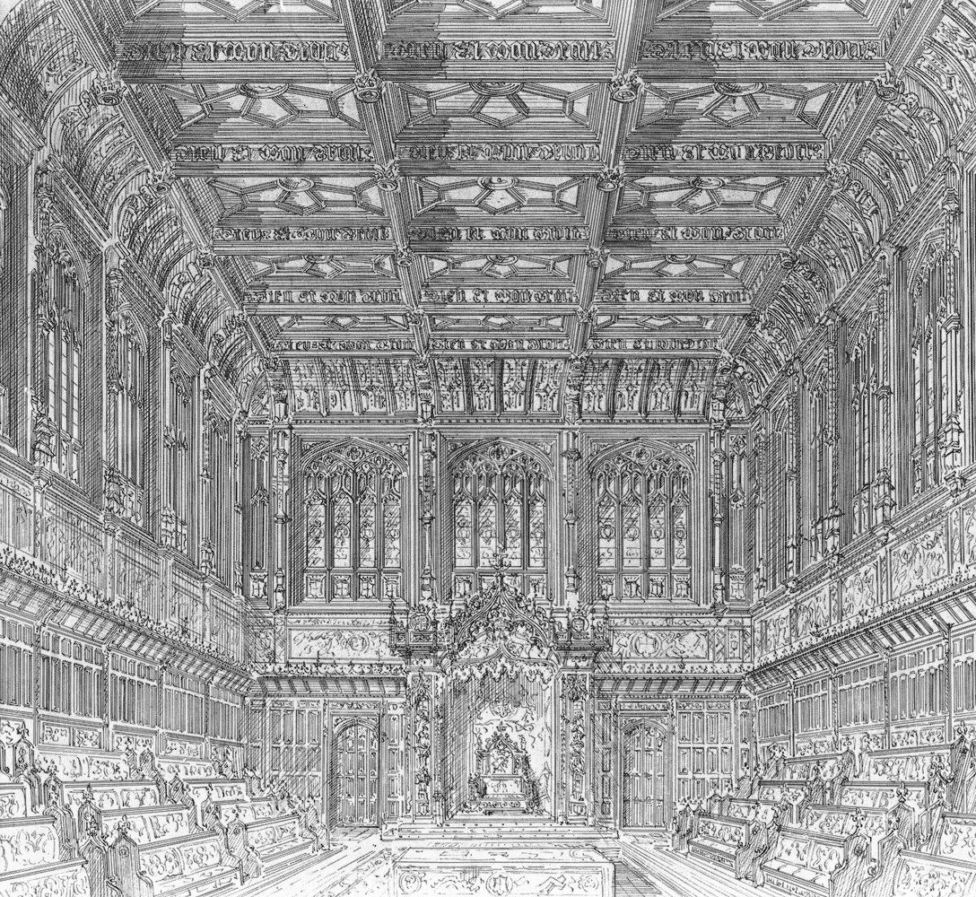 Gallery Of Ad Classics Palace Of Westminster Charles