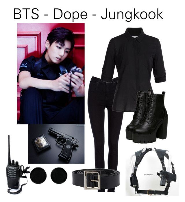 Bts Dope Outfit From Jungkook By Schnpri Liked On Polyvore