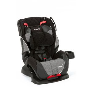 Safety 1st All-in-One Convertible Car Seat, Salt 'n Pepper $99. Good
