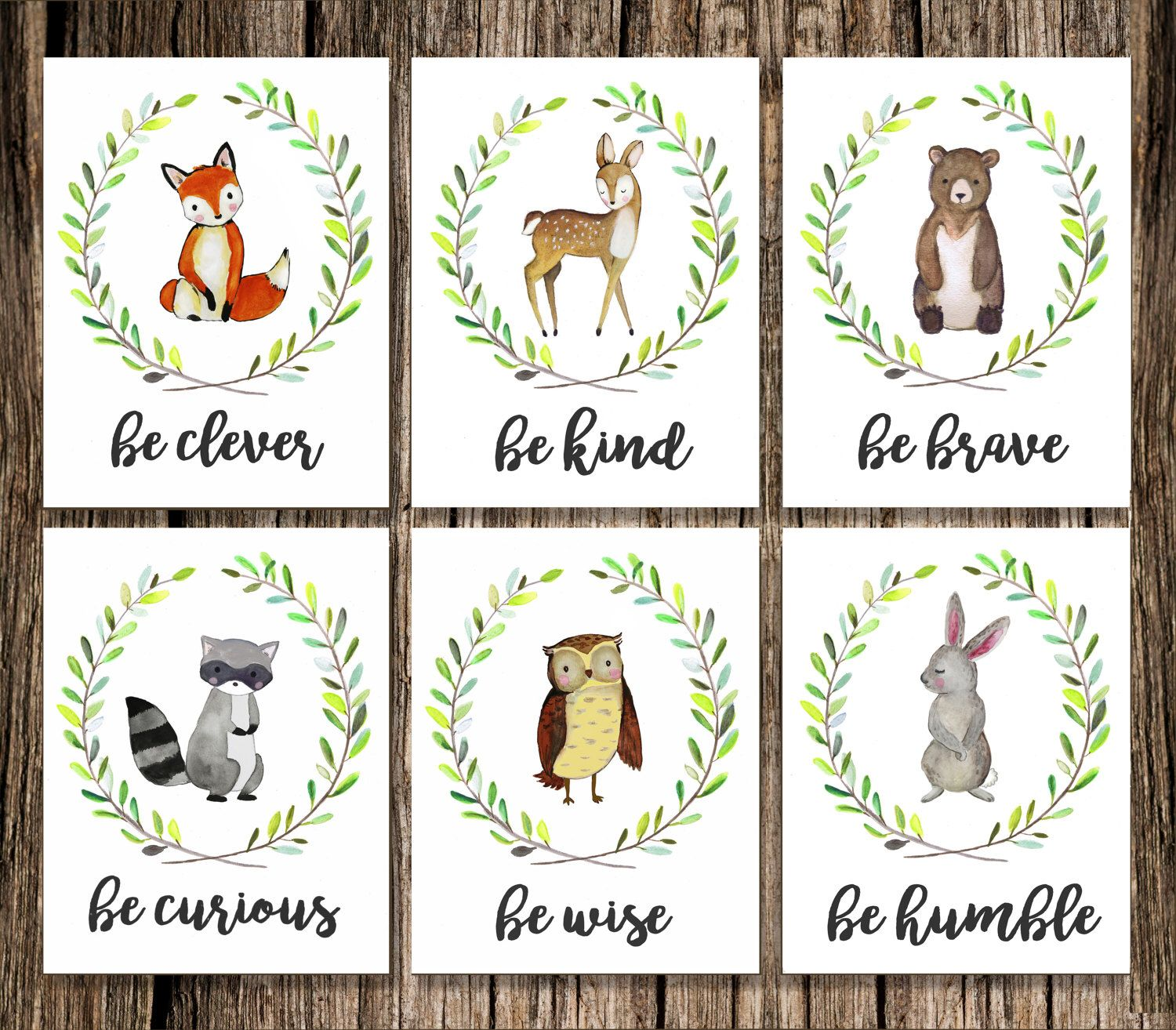 49 best Woodland Nursery and Big Kid Room images on ...  Woodland Creature Baby Shower Quotes