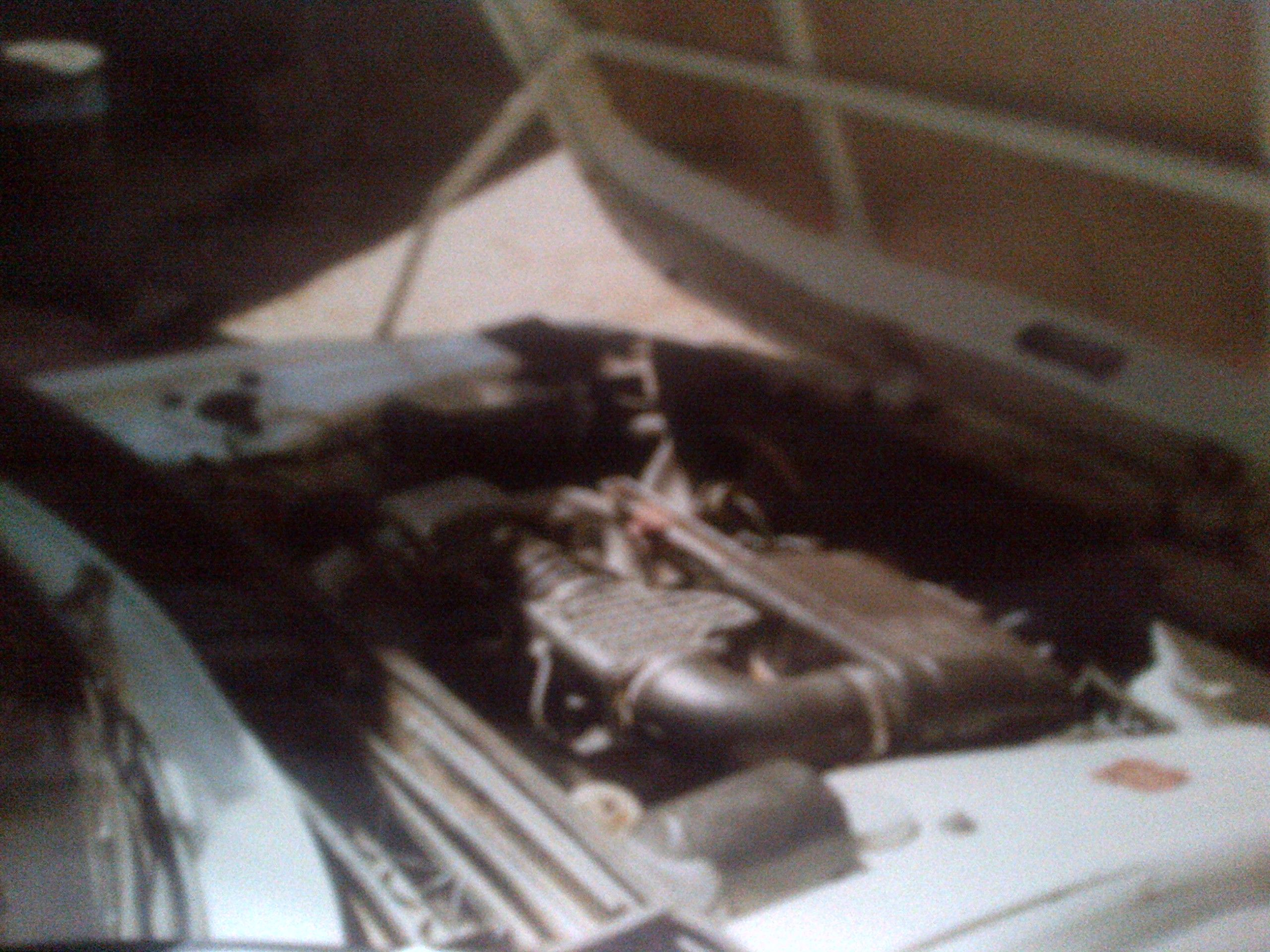 Here the M30 Large six cylinder engine from the E23 can be seen from