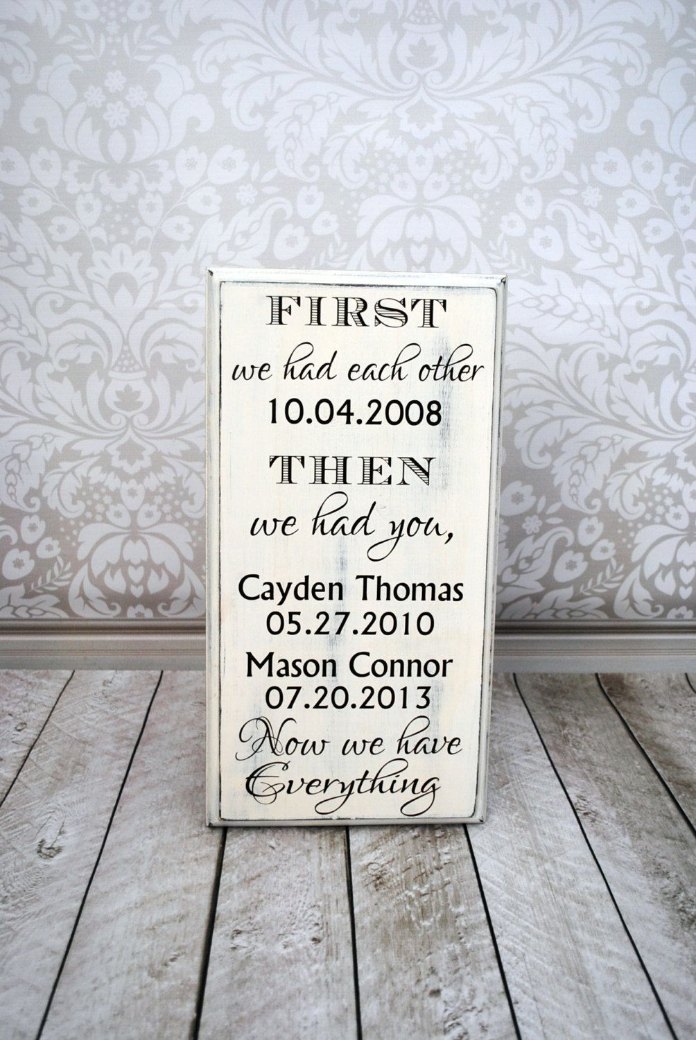 In memory of family wedding sign we know you by signstoliveby - Family Sign Medium Wood Family Sign Distressed Family Sign Custom Made Family Sign Welcome Sign For The Home Family Sign 36x12 W Frame